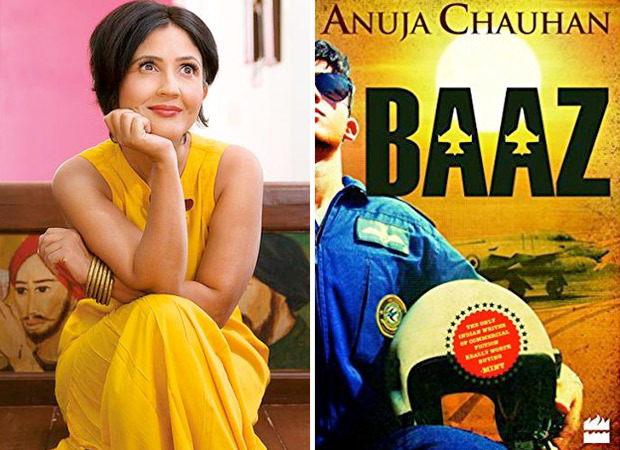 Yash Raj Films acquires rights of the book Baaz written by Anuja Chauhan