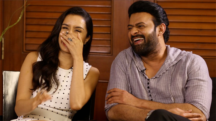 rabhas On SAAHO When You See the Film You Know Its Very HARD to... Shraddha Kapoor