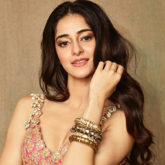 """""""At that point, I was not even in talks for the remake but once I signed the film, I watched it again, reveals Ananya Panday in a candid chat about her upcoming fi"""