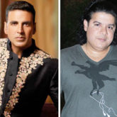"""""""If he gets cleared, I will definitely work with him,"""" Akshay Kumar on working with Sajid Khan in the future"""