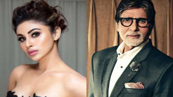 Mouni Roy reveals the most difficult part of playing an antagonist to Amitabh Bachchan