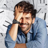 Armani Exchange introduces Kartik Aaryan as their new brand ambassador for A X watches