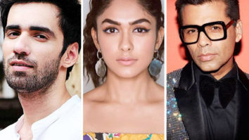 Avinash Tiwary and Mrunal Thakur to star in Karan Johar's Netflix movie, Ghost Stories