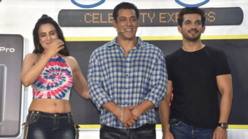 Celebs grace the launch press conference of Bigg Boss with Salman Khan   Part 2