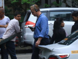 Christopher Nolan's crew rescues a man attempting suicide in Mumbai