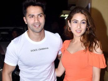 Coolie No 1: Varun Dhawan and Sara Ali Khan starrer suffers loss of Rs 2 cr to Rs. 2.5 cr after fire incident