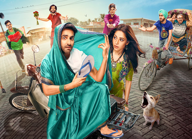 Dream Girl collects 1.67 mil. USD [Rs. 11.69 cr.] in overseas