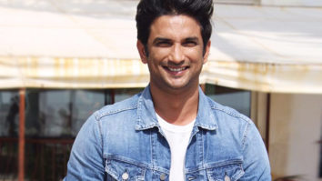 Drive Sushant Singh Rajput does a NUDE scene for his next release gets a Netflix premiere