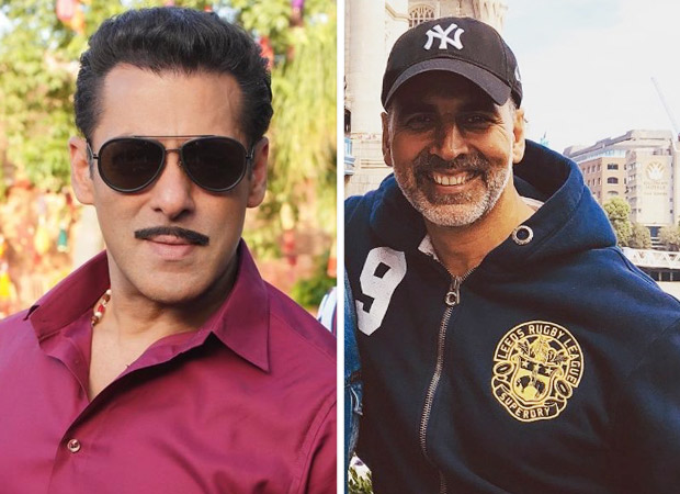 EXCLUSIVE Salman Khan and Akshay Kumar clash on EID 2020 but will APPEAR TOGETHER in theatres this DIWALI!