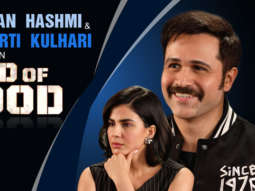 """Emraan Hashmi On Bard of Blood """"You can't be too CAUTIOUS when it comes to ART"""" Kirti Kulhari"""