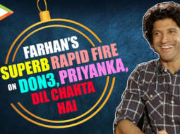 Farhan Akhtar A Rumour About DON 3 that Made Me LAUGH is that... Priyanka Chopra Rapid Fire