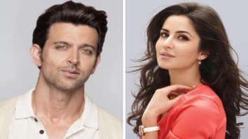 Hrithik Roshan calls Katrina Kaif a 'mazdoor' who happens to be beautiful