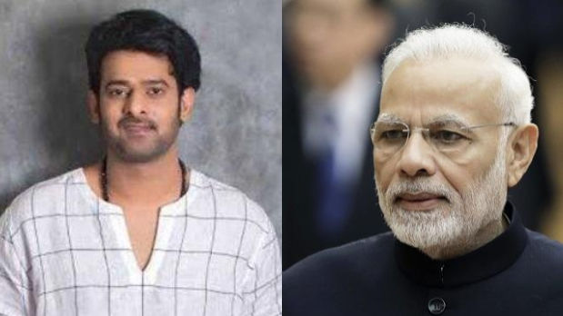Prabhas to launch first look of Sanjay Leela Bhansali's film on PM Narendra Modi
