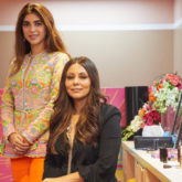 Gauri Khan designs a Bollywood inspired space for a beauty brand