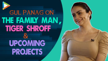 """Gul Panag On Tiger Shroff """"He is a GREAT Company, he is such a FINE YOUNG MAN"""" The Family Man"""