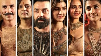 Housefull 4 Trailer Launch Akshay Kumar, Riteish Deshmukh, Bobby Deol, Kriti Sanon, Kriti Kharbanda and Pooja Hegde transform into their 1419 era characters