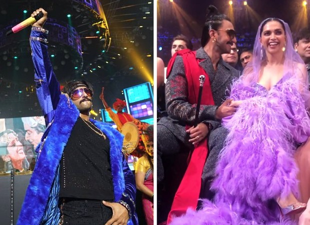 IIFA Awards 2019: Ranveer Singh enthralls the audience, gives a KISS to Deepika Padukone after winning Best Actor award