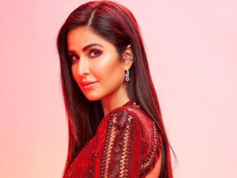 IIFA Rocks Katrina Kaif slays in a red colored backless outfit by Julien Macdonald at the green carpet