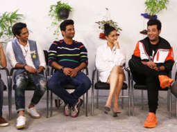If SRK were your TEACHER, what would you learn from him–Team Chhichhore's AMAZING Rapid Fire