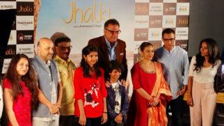 Jhalki Trailer Launch Boman Irani Tannishtha Chatterjee Divya Dutta