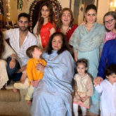 Kapoor Khandaan celebrates Ganesh Chaturthi and Taimur Ali Khan steals the show!