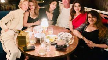 Kriti Sanon joins her girl crush, Priyanka Chopra Jonas, for an impromptu dinner date in New York
