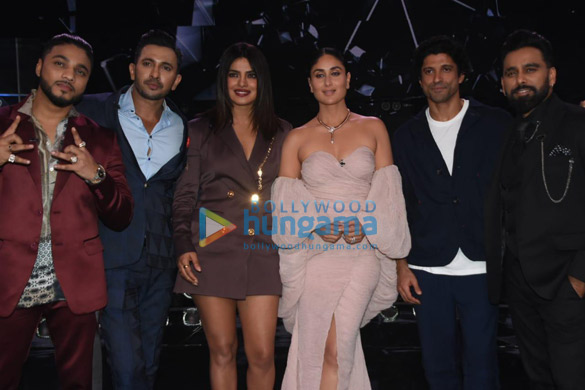 Photos Cast of The Sky Is Pink promote their film on the sets of Dance India Dance (2)