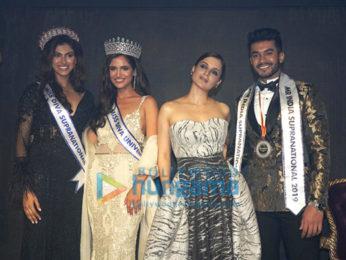 Photos: Celebs attend Miss Diva 2019