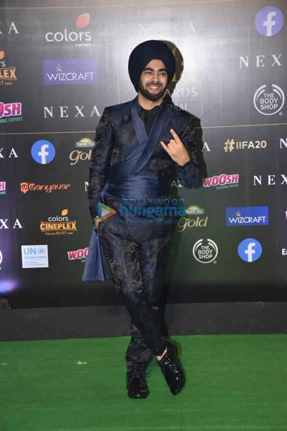 Photos Celebs grace the 20th IIFA Awards 2019 at NSCI, Dome (1)