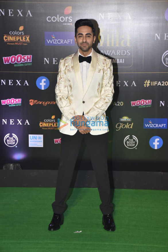 Photos Celebs grace the 20th IIFA Awards 2019 at NSCI, Dome (10)