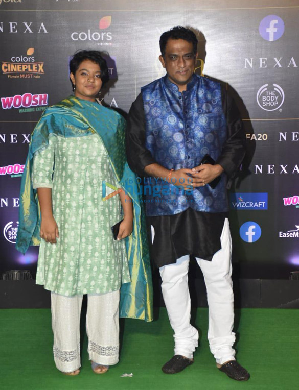 Photos Celebs grace the 20th IIFA Awards 2019 at NSCI, Dome (35)