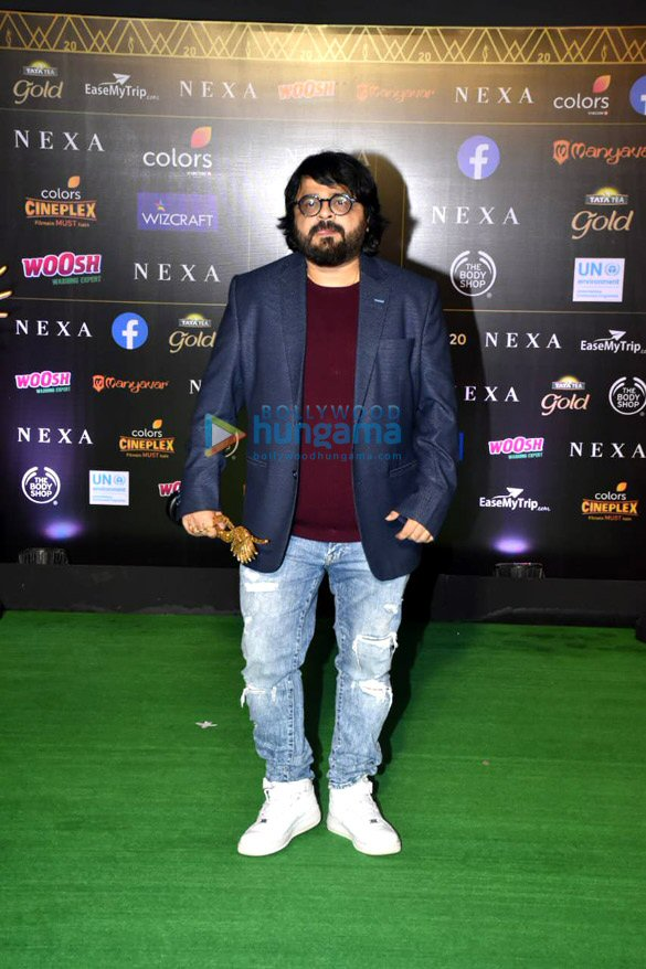 Photos Celebs grace the 20th IIFA Awards 2019 at NSCI, Dome5 (015)