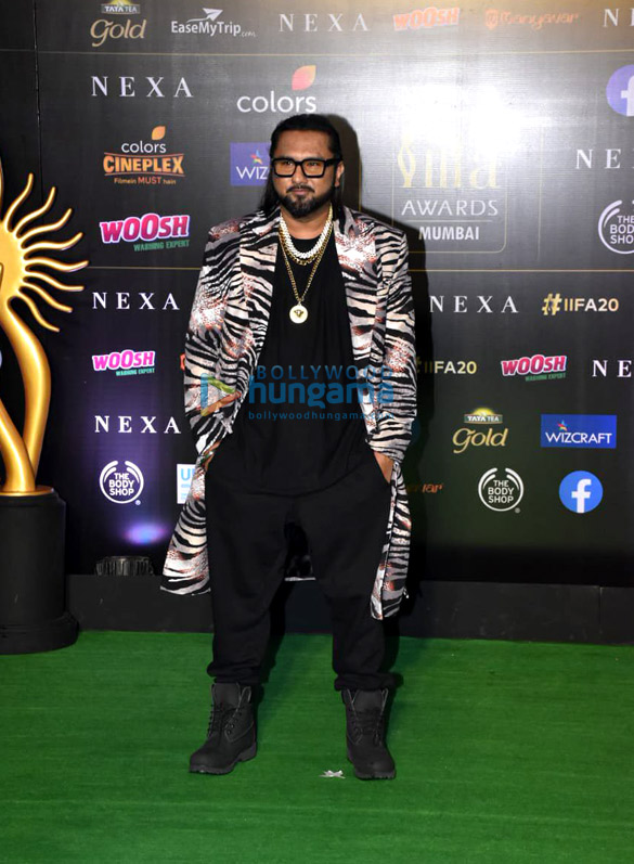 Photos Celebs grace the 20th IIFA Awards 2019 at NSCI, Dome (23)