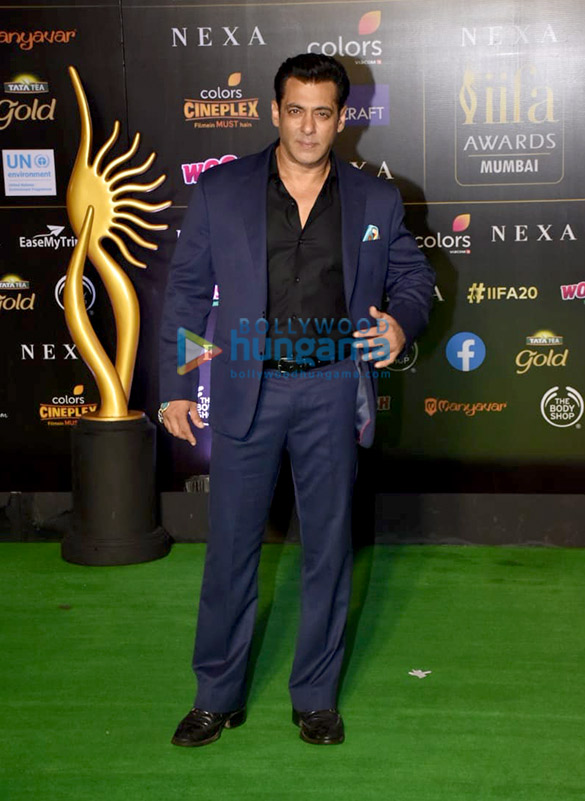 Photos Celebs grace the 20th IIFA Awards 2019 at NSCI, Dome8 (9)