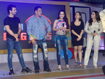 Photos: Celebs grace the launch press conference of Bigg Boss with Salman Khan