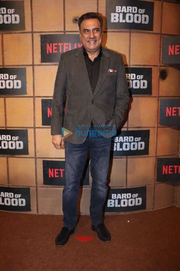 Photos Celebs grace the special screening of 'Bard of Blood'-0121 (2)