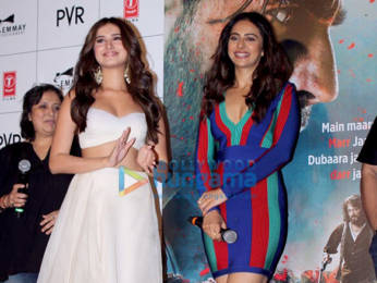 Photos: Celebs grace the trailer launch of Marjaavaan