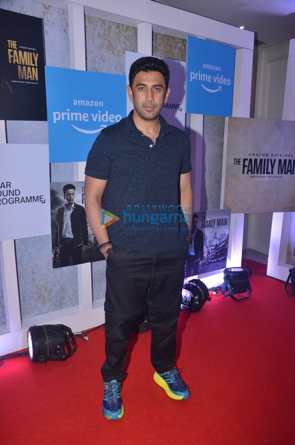 Photos Celebs snapped at the Special Screening of Amazon Prime web series The Family Man (3)