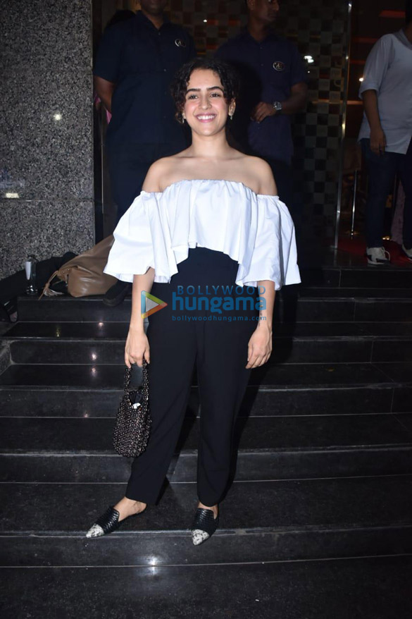 Photos Celebs snapped at the special screening of Dream Girl-022 (6)