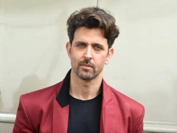 Photos: Hrithik Roshan and Tiger Shroff promote War on the sets of The Kapil Sharma Show