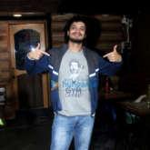 Photos: Namashi Chakraborty spotted at Farmers' Cafe in Bandra
