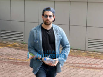 Photos: Neil Nitin Mukesh spotted with his brother Naman Nitin Mukesh in Andheri