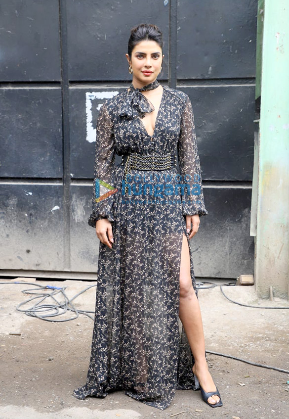 Photos: Priyanka Chopra Jonas snapped during The Sky Is Pink promotions