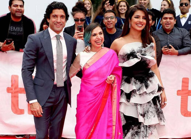 Priyanka Chopra Jonas is grateful for all the love she has received at TIFF for The Sky Is Pink
