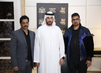 Producer Gaurang Doshi announces joint venture for the next three projects with the Royal Family of Abu Dhabi