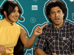 QUIZ Priyanka vs Farhan- The Most Entertaining & The Toughest Fight Ever The Sky Is Pink
