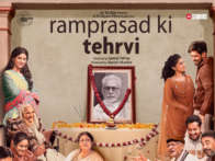 First Look Of The Movie Ramprasad Ki Tehrvi