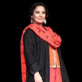Shabana Azmi on turning 69, quietly