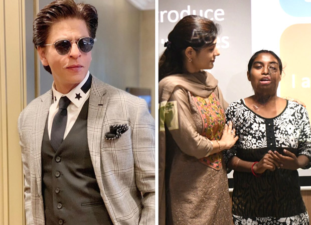 Shah Rukh Khan's Meer Foundation held a post-operative therapy camp for Acid attack survivors of the 'ToGETher Transformed' initiative