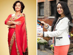 Vidya Balan makes Shakuntala Devi's daughter emotional on the sets of the film